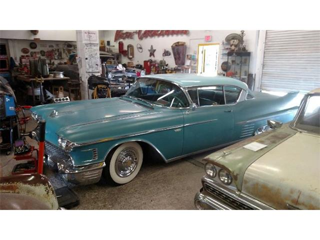 Picture of '58 Coupe DeVille - O0HC