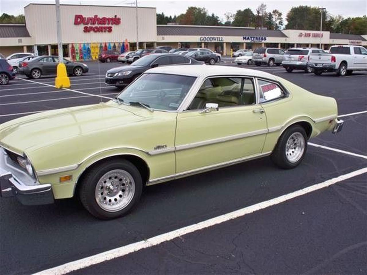Ford Maverick For Sale >> For Sale 1977 Ford Maverick In Cadillac Michigan