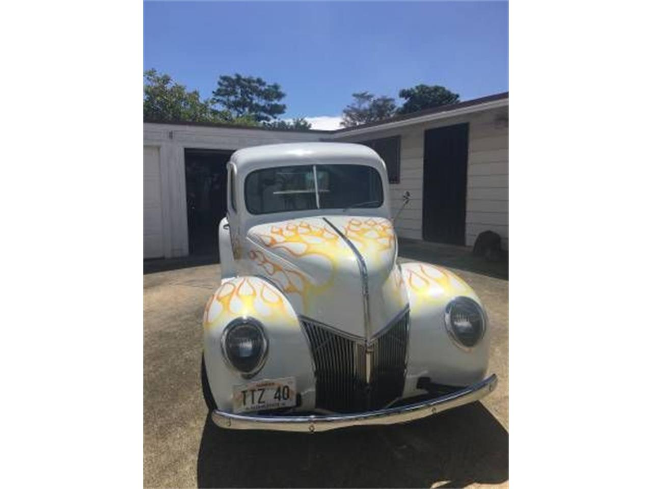 Large Picture of '40 Pickup - O31U