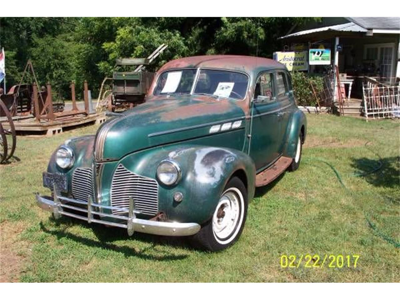 Large Picture of '40 Sedan - O31V