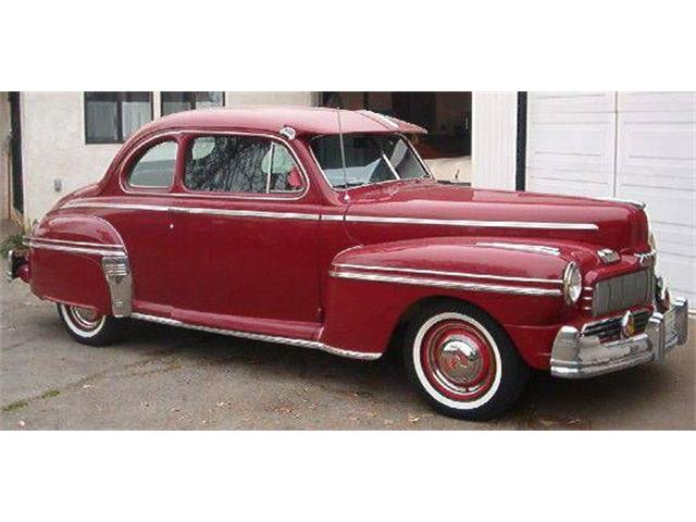 1946 Mercury Coupe