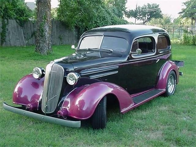 Picture of '36 Chevrolet Deluxe - $34,495.00 Offered by  - O325