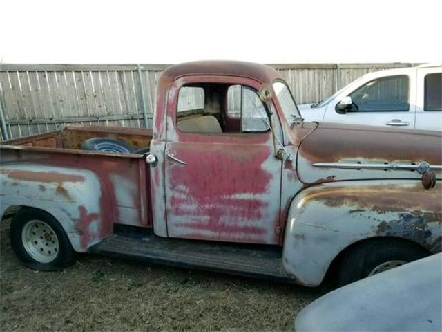 1952 Ford Pickup