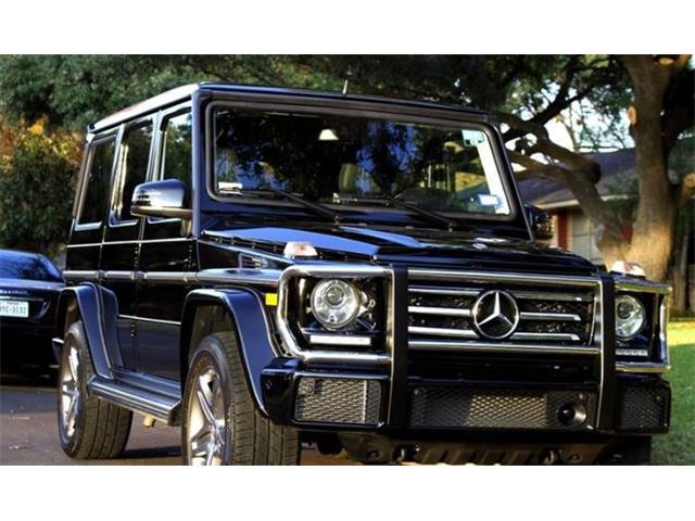 Picture of 2016 Mercedes-Benz G550 Offered by  - O339