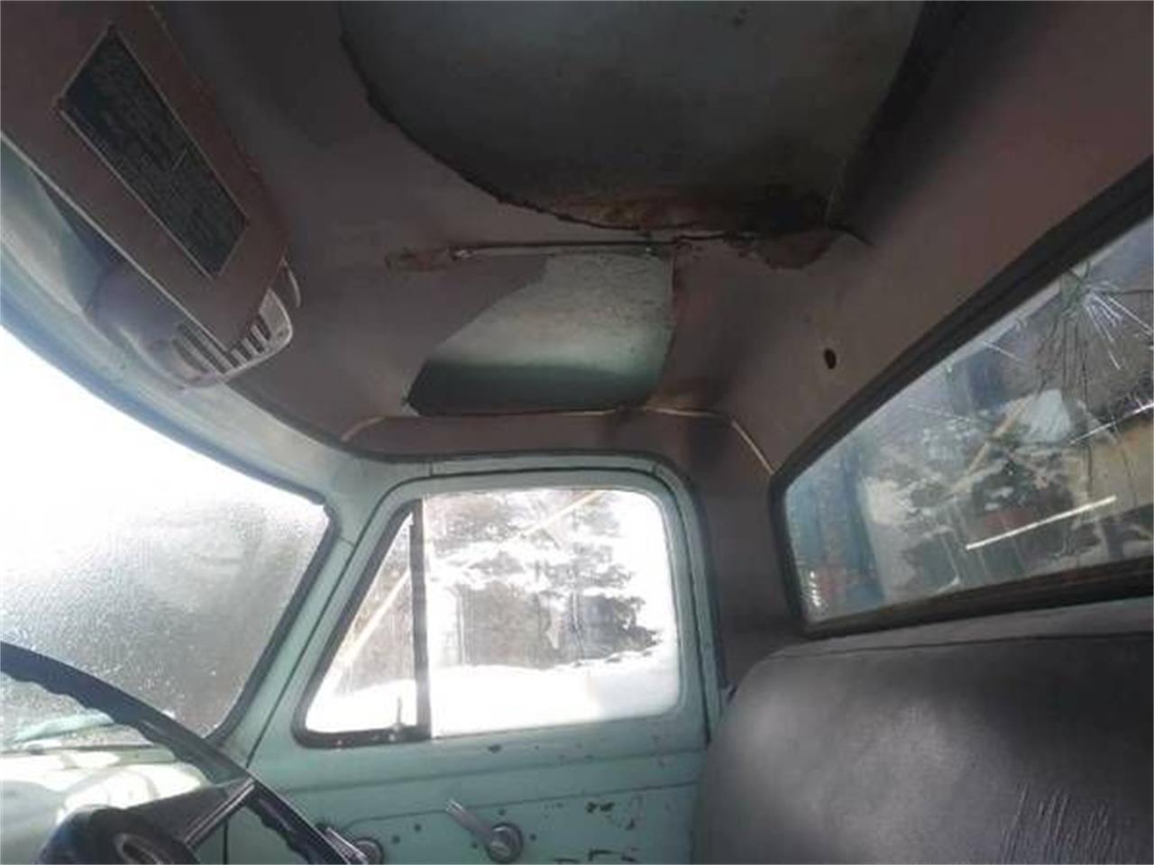 1954 Ford F600 For Sale Cc 1123756 Dump Truck Large Picture Of 54 O33g