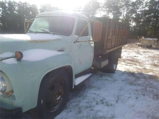 Picture of 1954 Ford F600 located in Cadillac Michigan - $6,995.00 - O33G