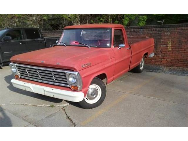 Picture of '67 F100 - O343