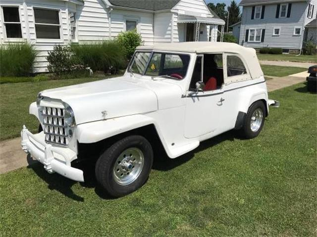 Picture of '50 Jeepster - O34M