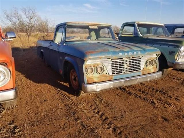 Picture of '61 D100 - O34Z