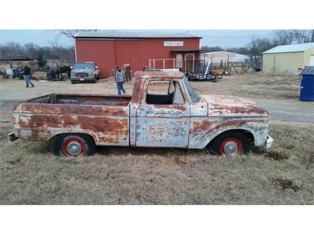 Picture of '63 F100 - O35J