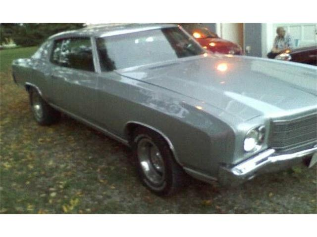 Picture of 1970 Monte Carlo located in Michigan - O35N