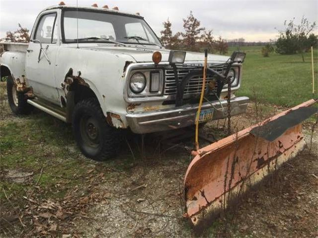 Picture of '78 Power Wagon - O364
