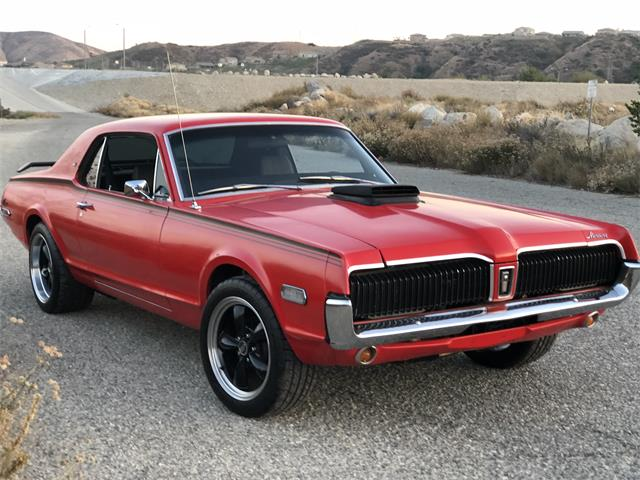 Picture of '68 Cougar XR7 - O368