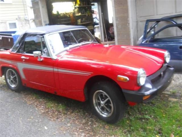 Picture of '79 MG Midget located in Michigan - O36L