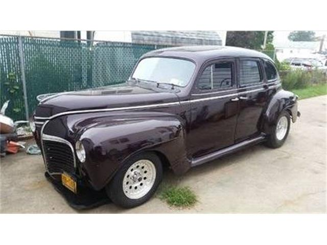 Picture of '41 Plymouth Sedan located in Michigan - $16,495.00 Offered by  - O37A