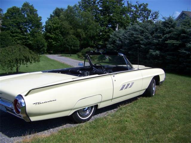 Picture of '63 Thunderbird - O37J