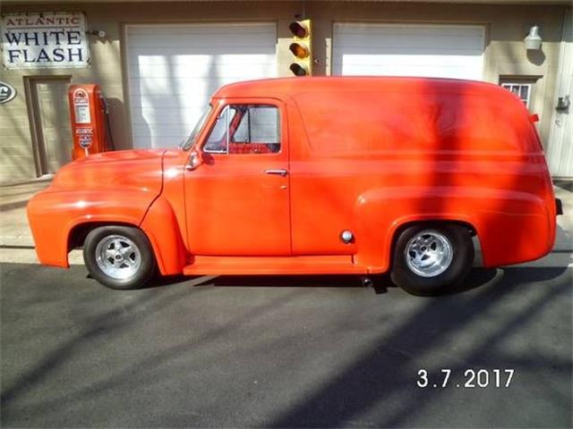 Picture of 1955 Ford Panel Truck located in Michigan - O37Y