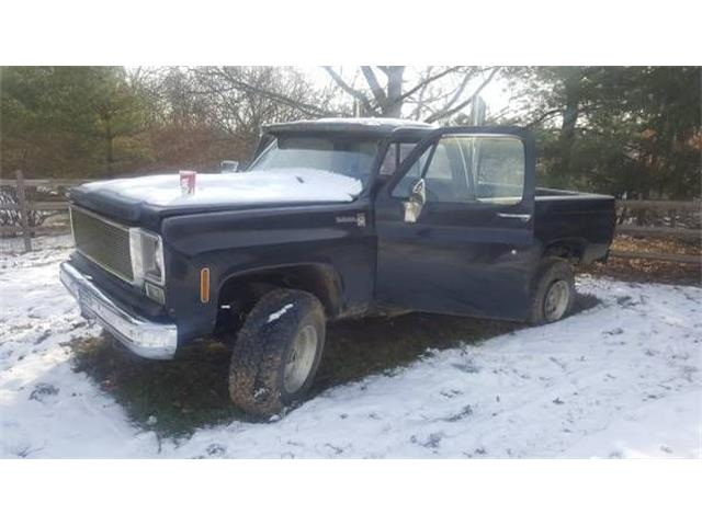 Picture of '77 Scottsdale - O38L