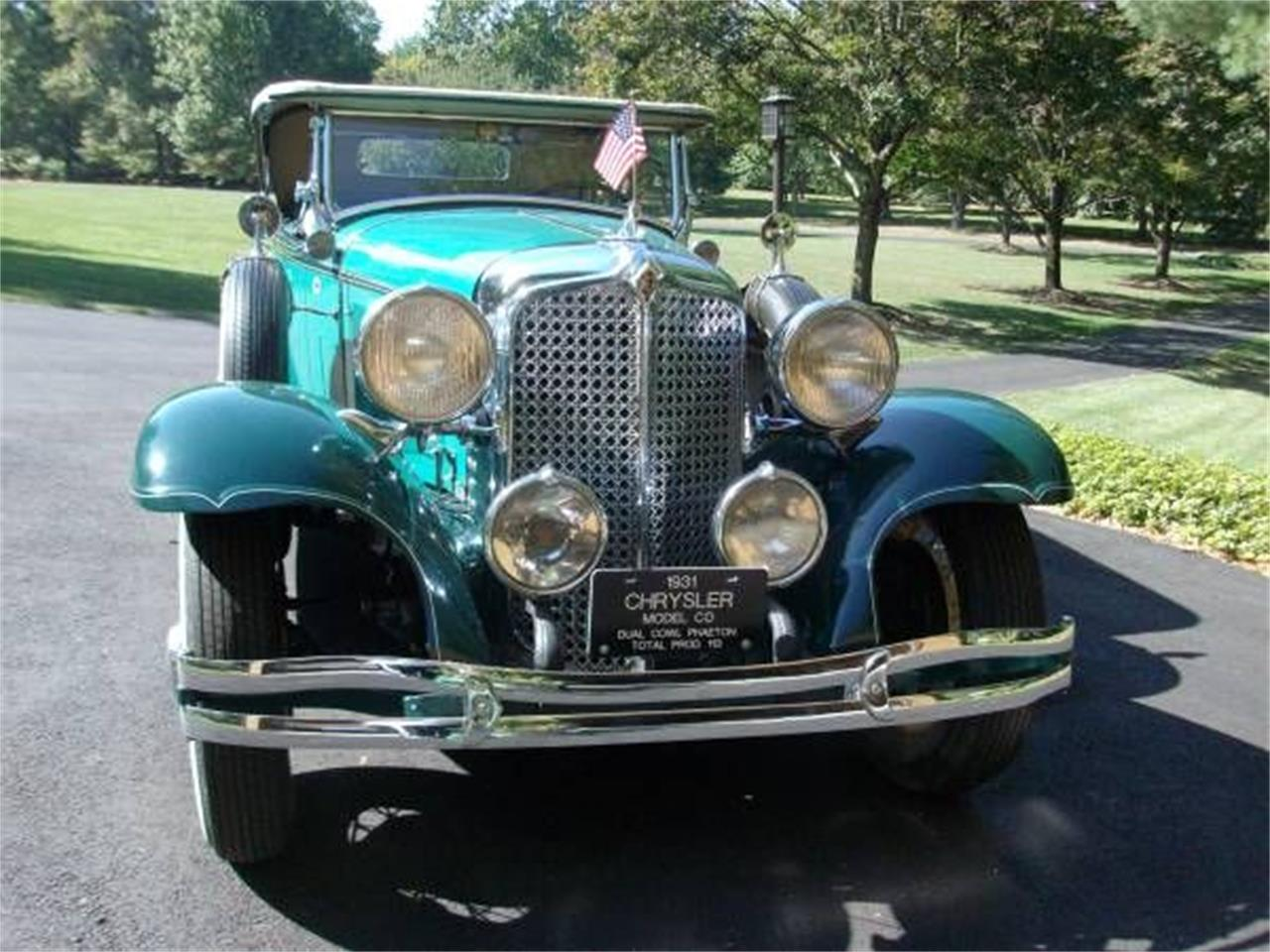 Large Picture of '31 Imperial - O39J