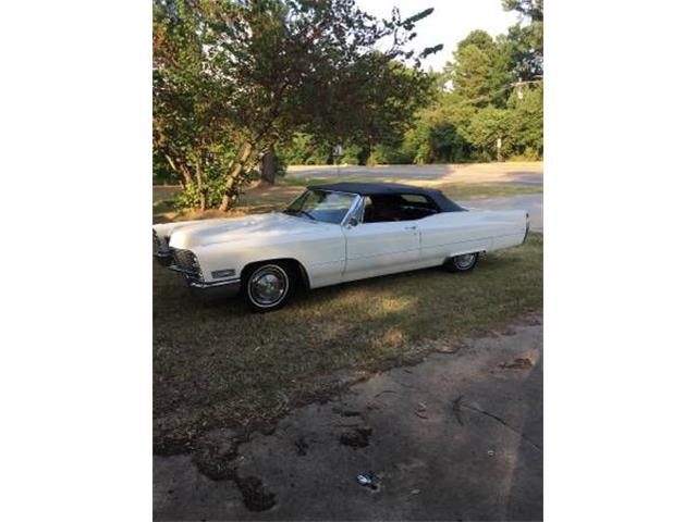 Picture of Classic '67 Coupe DeVille located in Cadillac Michigan - $16,995.00 Offered by  - O39K
