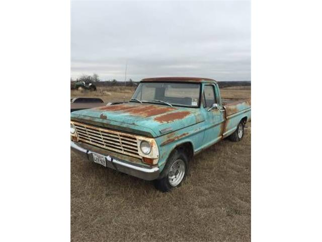 Picture of '67 Pickup - O39L