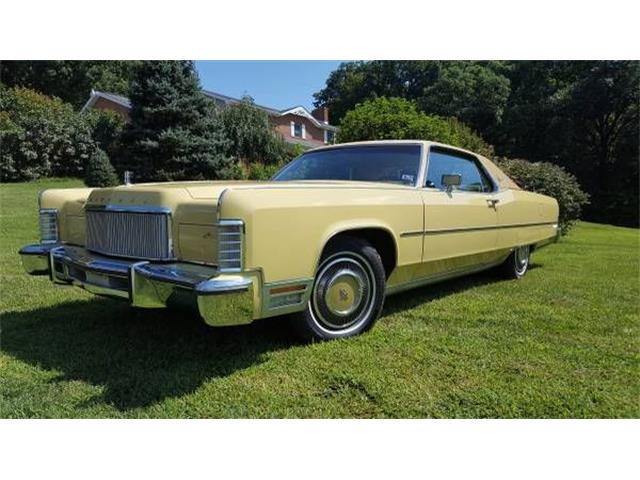 Picture of '74 Continental - O39V