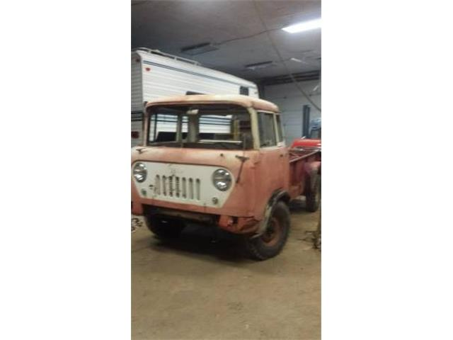 Picture of 1958 Jeep located in Cadillac Michigan - $10,995.00 Offered by  - O3A9