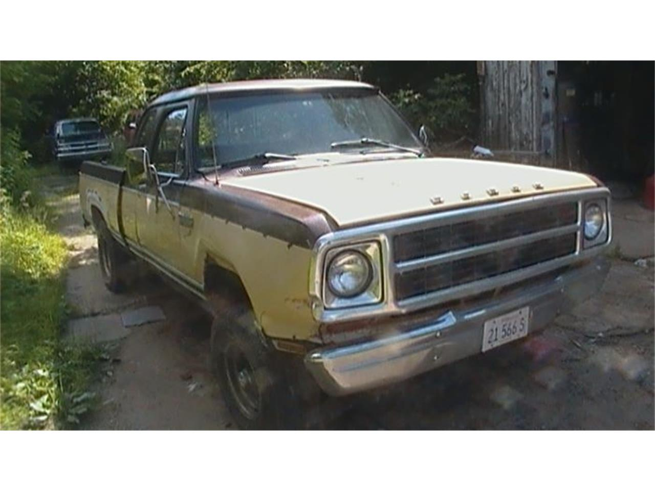 Large Picture of '80 Power Wagon - O0IA