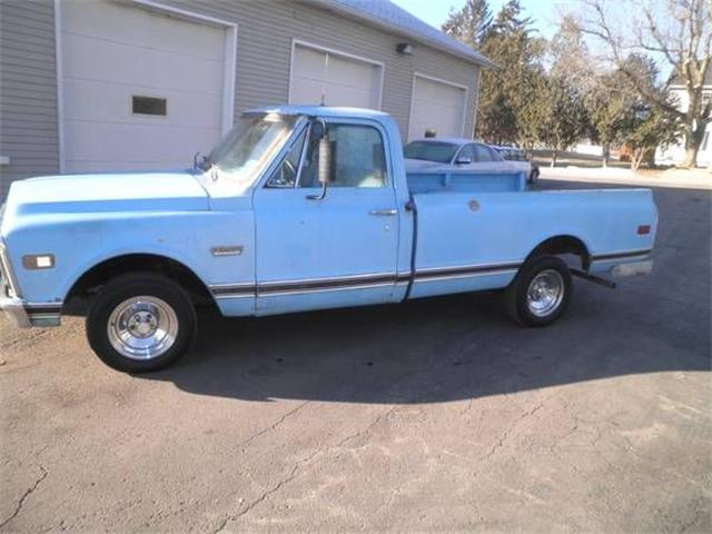 Picture of Classic 1971 GMC Truck located in Michigan - $5,895.00 Offered by  - O3B7