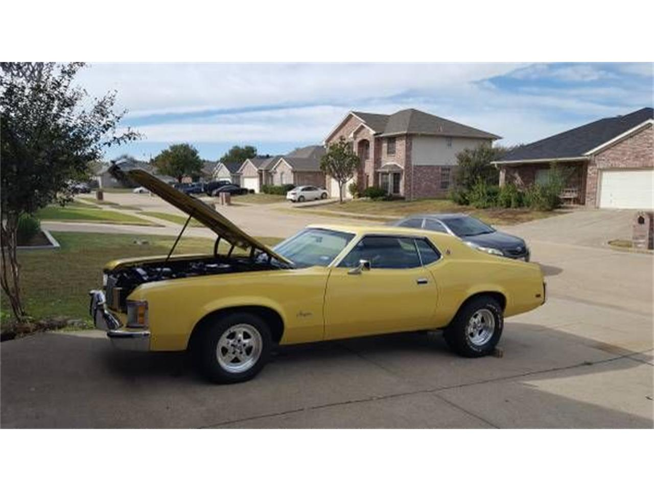 Large Picture of Classic 1973 Cougar located in Michigan - $13,695.00 Offered by Classic Car Deals - O3BD