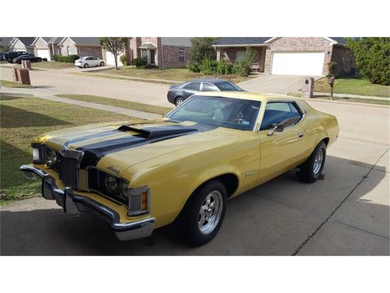 Large Picture of 1973 Mercury Cougar - O3BD