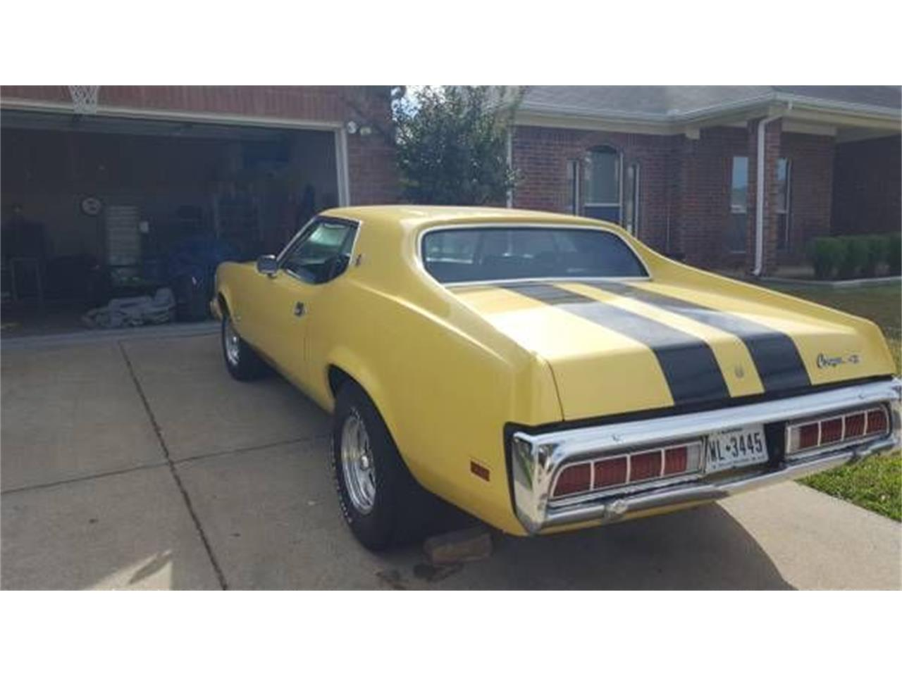 Large Picture of Classic '73 Mercury Cougar - O3BD
