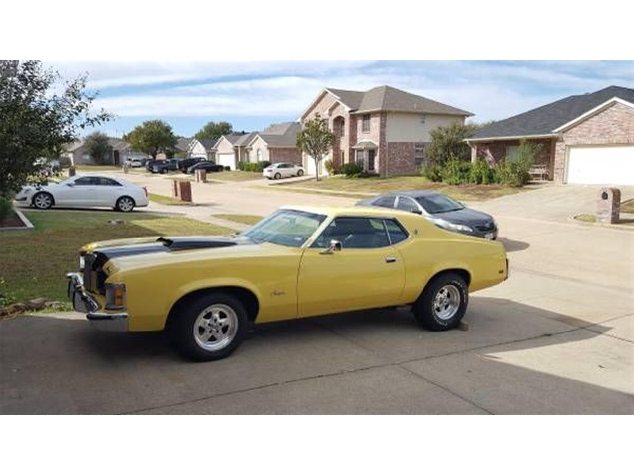 Large Picture of Classic '73 Mercury Cougar - $13,695.00 Offered by Classic Car Deals - O3BD