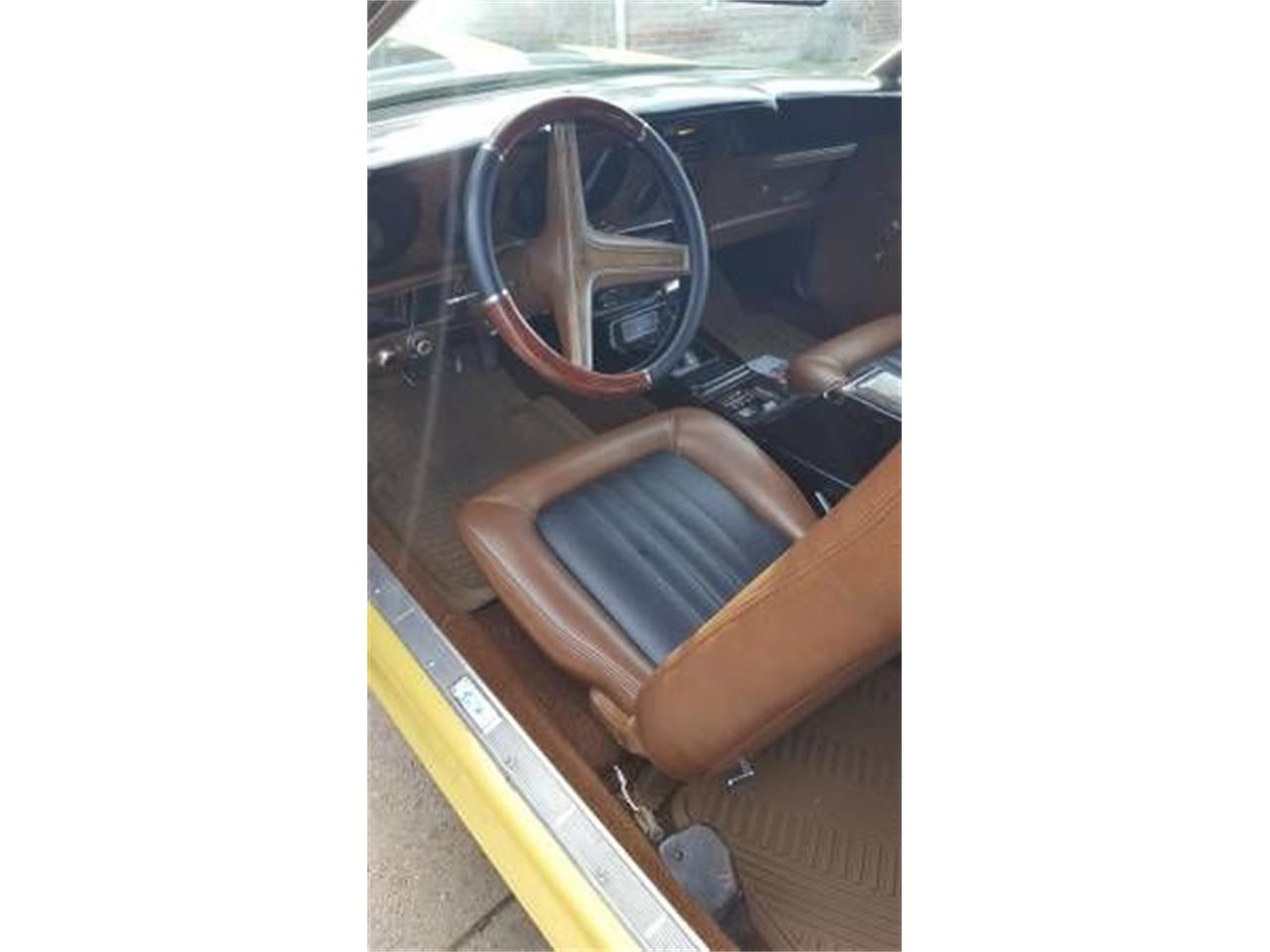 Large Picture of Classic 1973 Mercury Cougar located in Michigan - O3BD