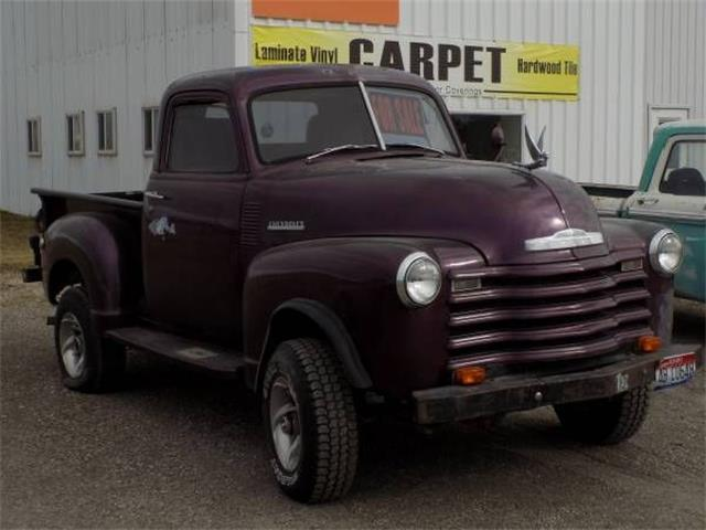 Picture of Classic 1948 Chevrolet 3100 located in Michigan - O3BP