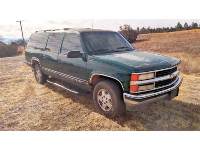 Picture of '96 Suburban - O3CD