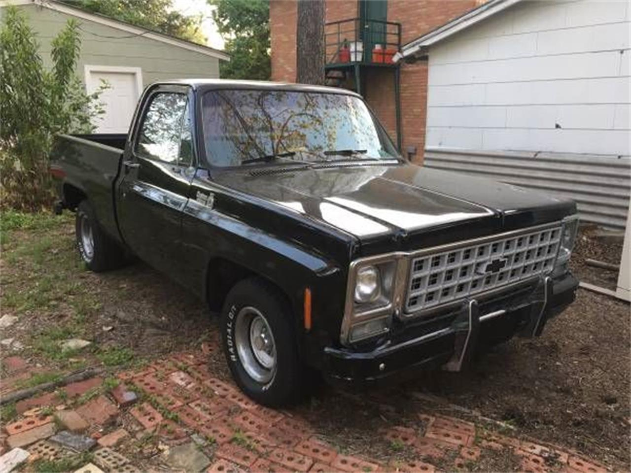 1980 chevrolet c10 for sale classiccars cc 1120408 1974 Chevrolet C10 Specifications large picture of 80 c10 o0ig