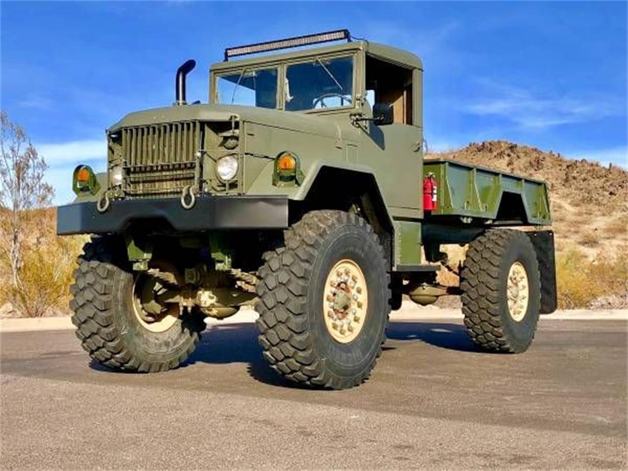 Large Picture of '65 CJ - O3DA