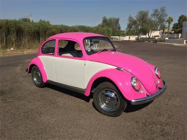 Picture of '66 Volkswagen Beetle located in Cadillac Michigan Offered by  - O3DQ