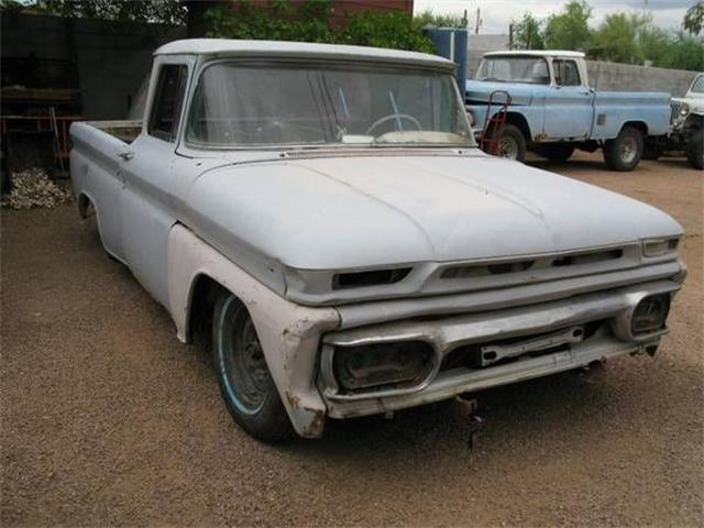 Picture of '62 Pickup - O3EE