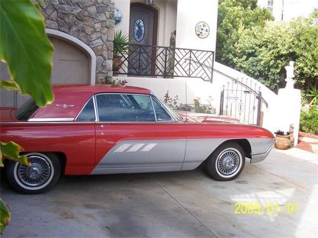 Picture of '63 Thunderbird - O3EK