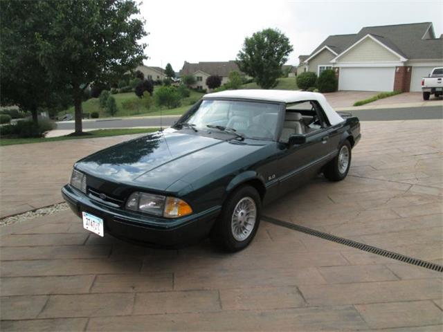 Picture of 1990 Ford Mustang Offered by  - O3GE