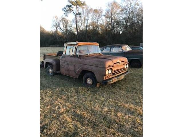 Picture of '60 Pickup - O3GM