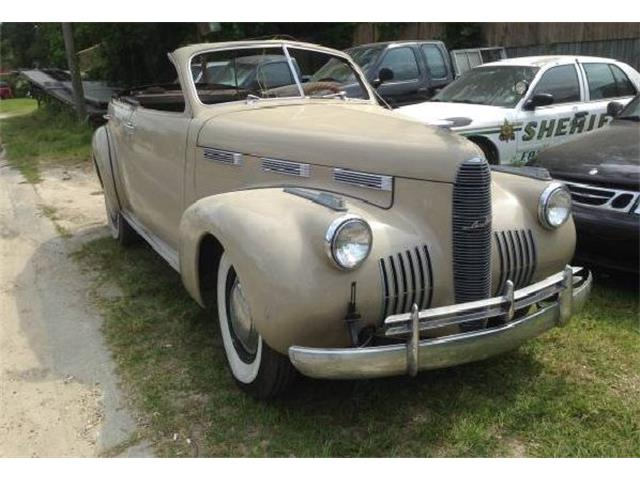 Picture of '40 LaSalle located in Cadillac Michigan Offered by  - O3GQ