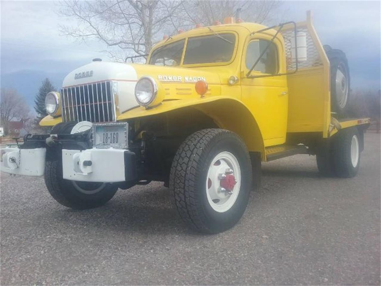 Large Picture of '55 Power Wagon - O3HB