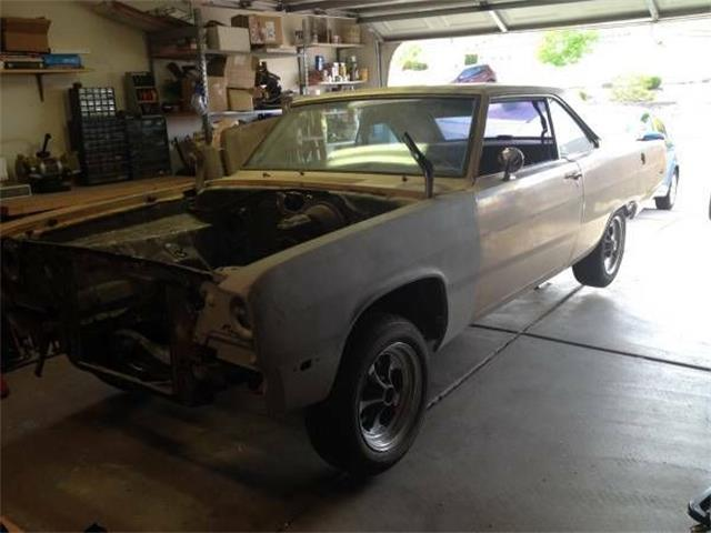 1974 Plymouth Scamp