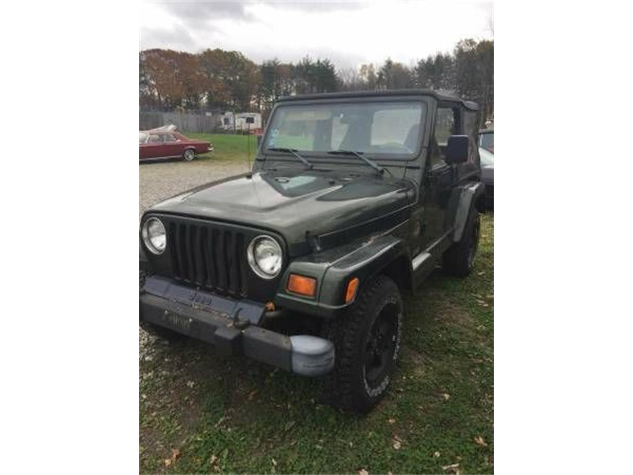 Large Picture of '98 Wrangler - O3HI