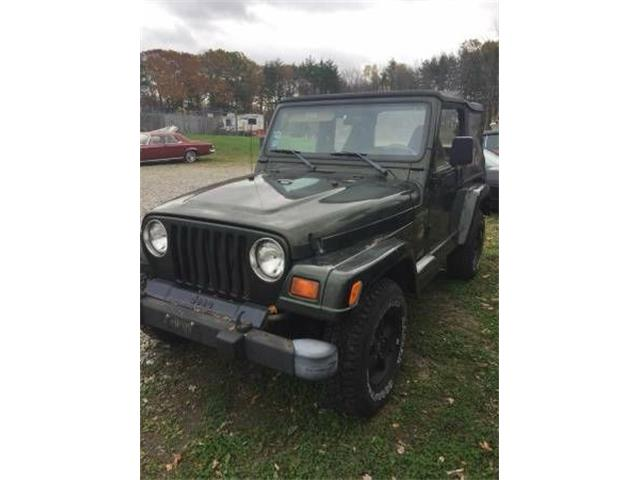 Picture of '98 Wrangler - O3HI