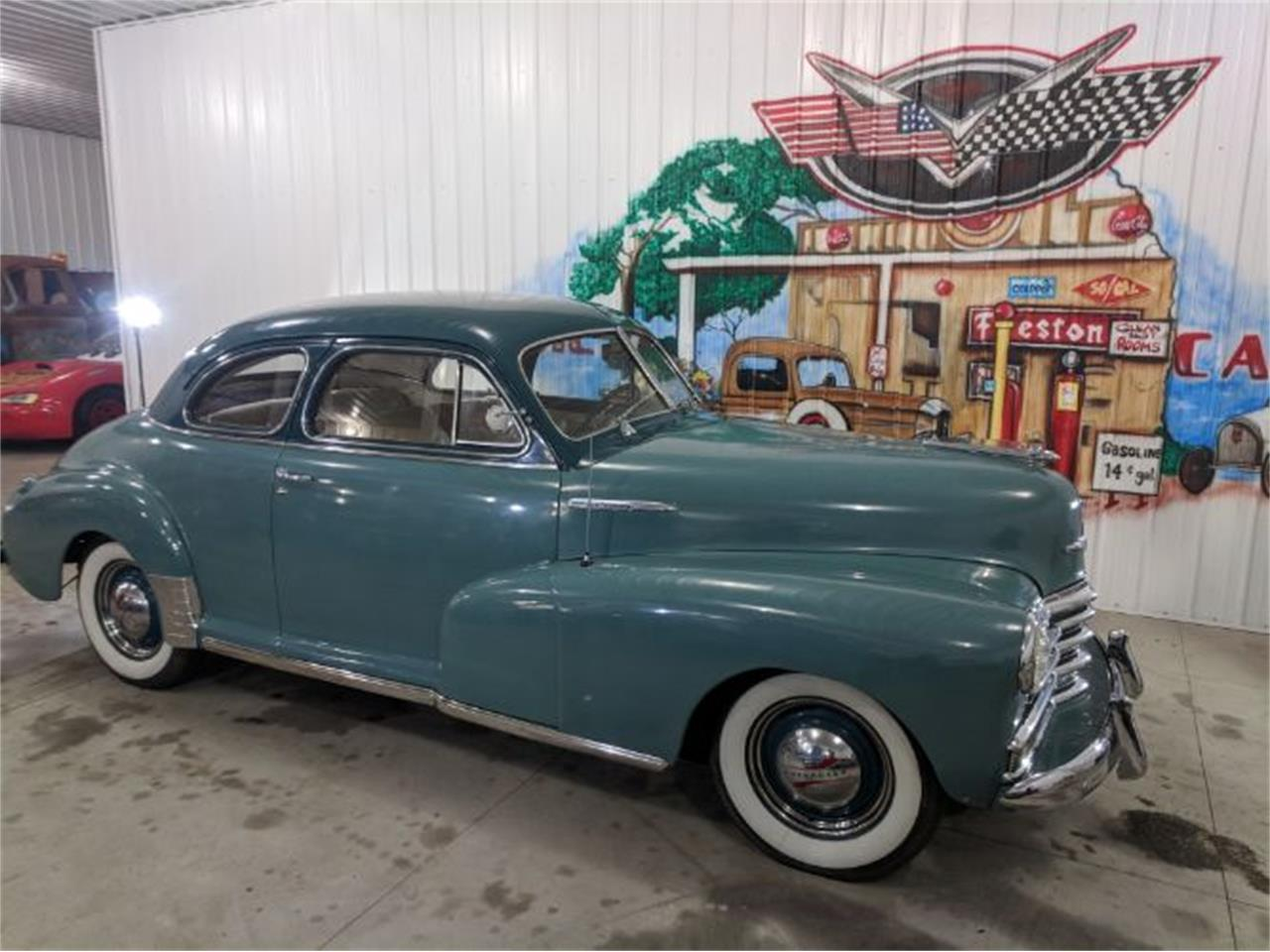 For Sale 1947 Chevrolet Coupe In Cadillac Michigan