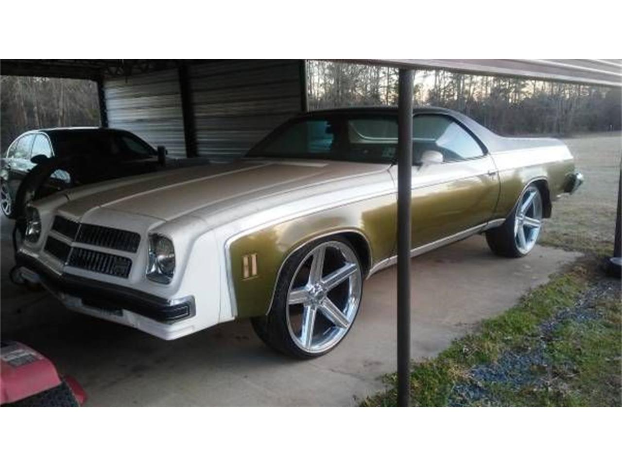 Large Picture of '73 El Camino - O3J6